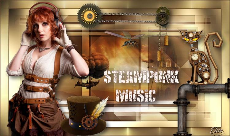 Steampunk music   psp de dreamscreations