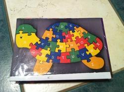 Ma boite puzzle tortue