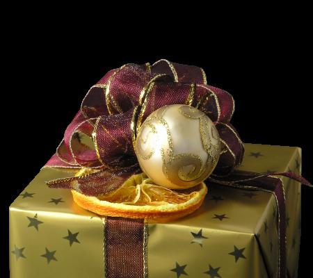 Tubes cadeaux de Noël 10