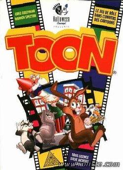 Toon - Steve Jackson Games