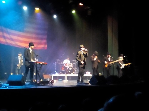 The Blues Brothers american show - The Real Eight Killers
