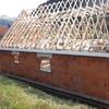 pose des corniches de toit (2)