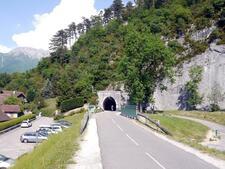 Le tunnel de Doingt