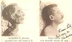 Ramsès et Pierre Loti