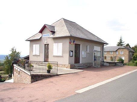 La mairie de Palazinges