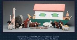 0A662 Arche de NOË complement et fabrication des personnages