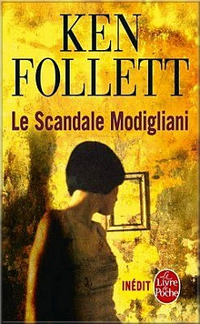 """Trois livres: """"La chute de John Stone"""" , """"Volte-Face"""" , """"Le Scanadle Modigliani"""""""
