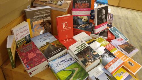 Présentoir librairie Raconte-moi la Terre - Lyon