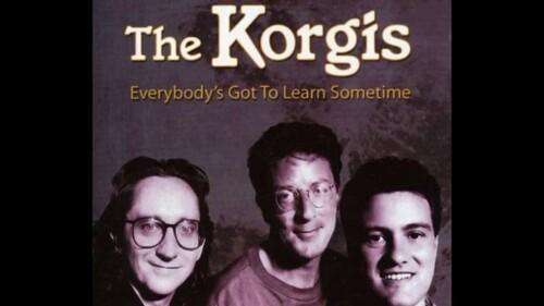 KORGIS - Everybody's Got to Learn Sometime (1980)  (Pop)