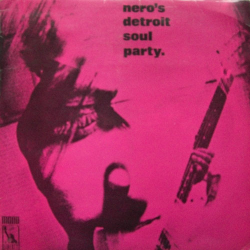 "Paul Nero Sounds : Album "" Nero's Detroit Soul Party 28 Soul Hits Non Stop "" Liberty Records LBL 83 150 X [ GE ]"
