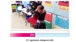 Wolu1200 : Lorena, 3 ans, atteinte de mucoviscidose, expulsée vers l'Albanie