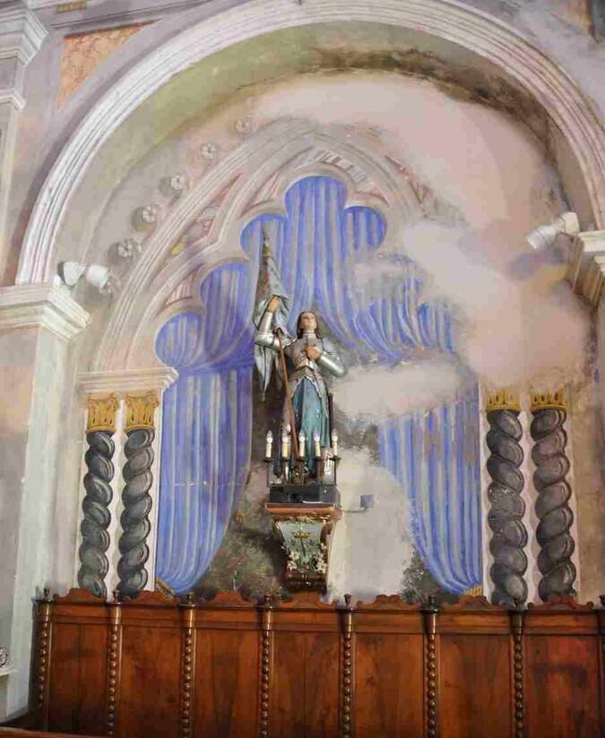 Les Peintures de l'Eglise Grecque de Sartène