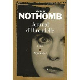 Journal D'hirondelle   de Amélie Nothomb