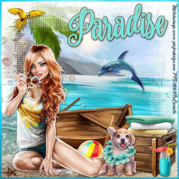 Nikki in paradise
