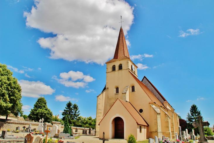 église Notre-Dame - Sainte-Marie-la-Blanche