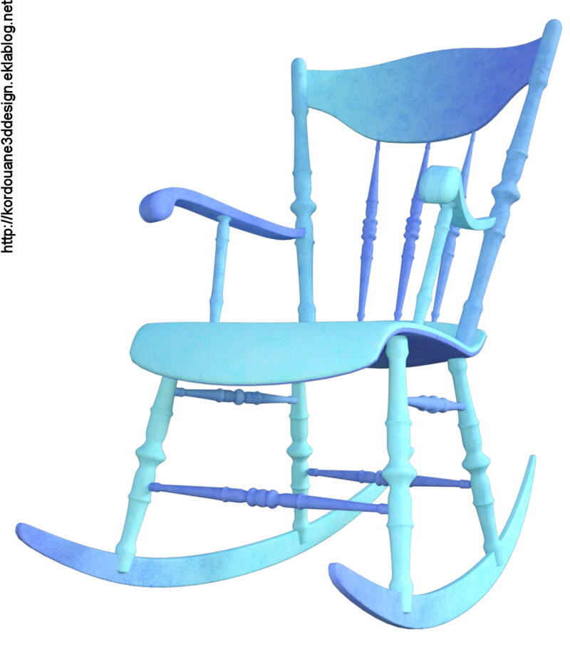 Tube de rocking-chair (image-render)
