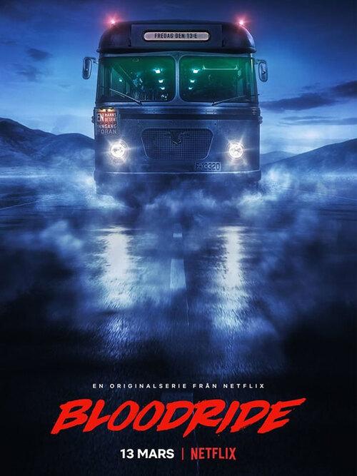 """Bonsoir a l'honneur : """" Bloodride """""""