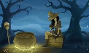 Jouer à Halloween tales escape
