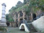 Alger: la grotte de Cervantès