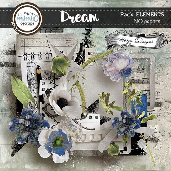 Dream { Elements Pack PU } Florju Designs