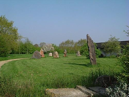 Jardin des pierres