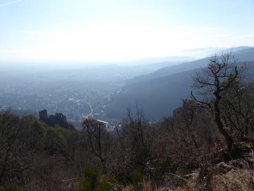 Ribeauvillé, (2),Alsace, fev 2017