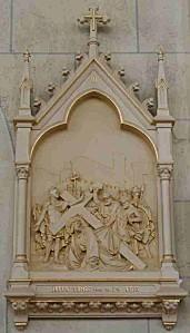 III-Jésus tombe pour la 1ére fois