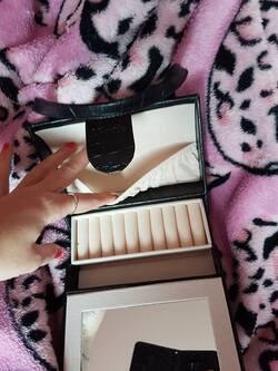 Magnifique boite à bijoux