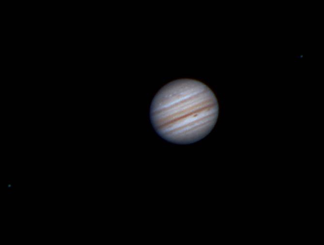 Jupiter 16 septembre 2021