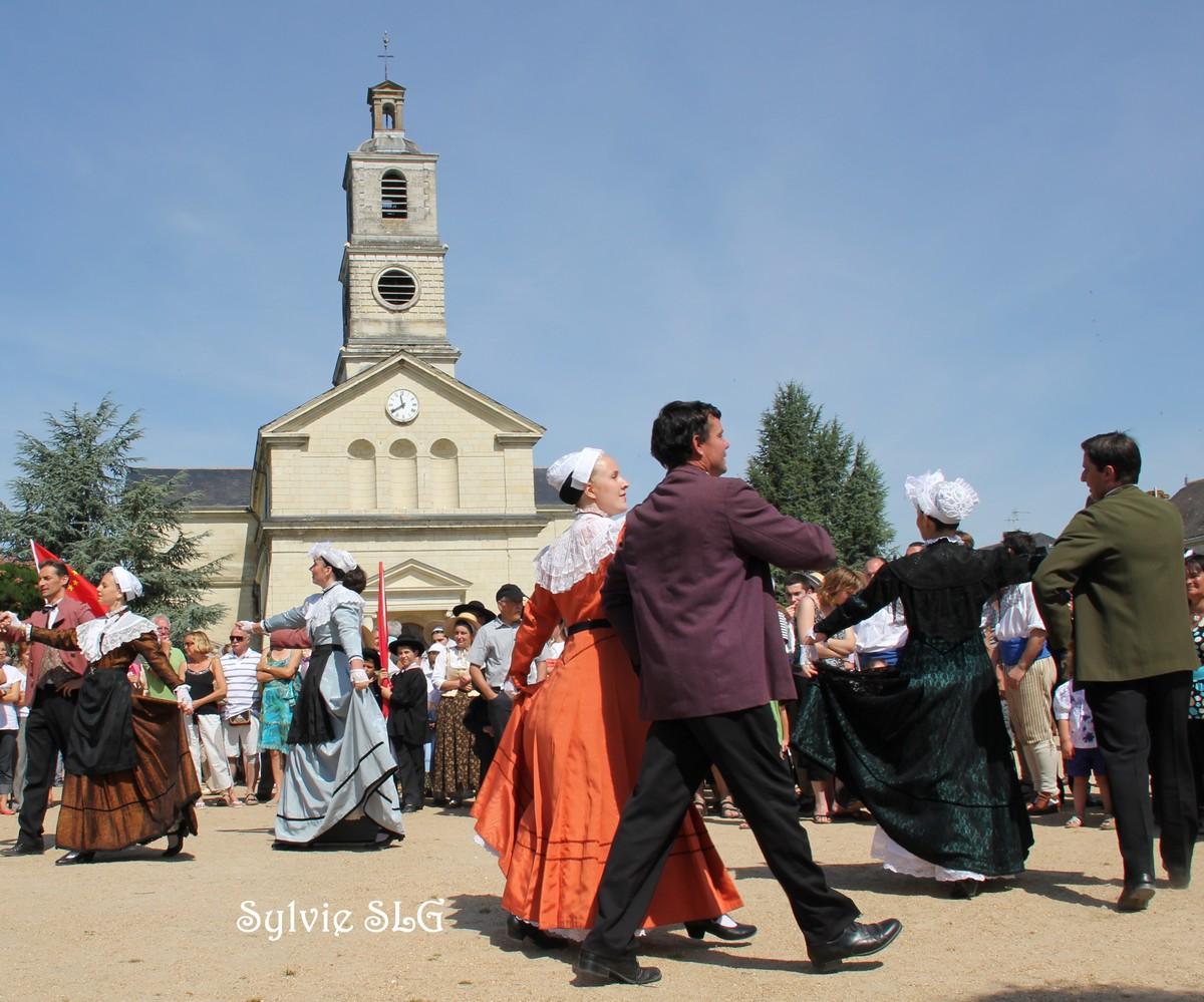 Folklore angevin et Fête des Coiffes