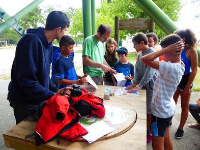 Mini-camp de Bombannes - juillet 2018