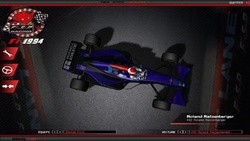 Simtek S941 - Ford Cosworth HB V8