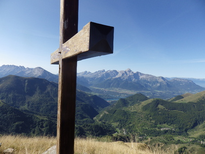 Topo Croix de Rougny