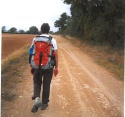 Marche en Solitaire