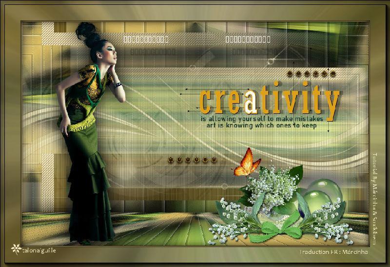 *** Creativity  ***