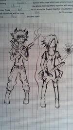 Tous mes dessins !^^