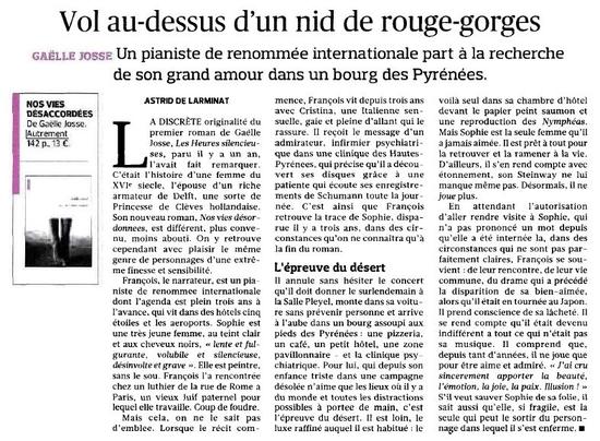 le figaro littéraire 07 juin 2012