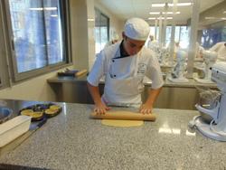 TP de pâtisserie des SEC 1