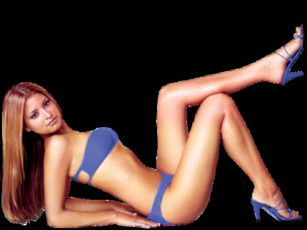 Femme en maillot de bain 4