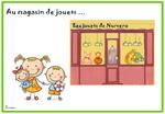 Atelier euros - magasin de jouets