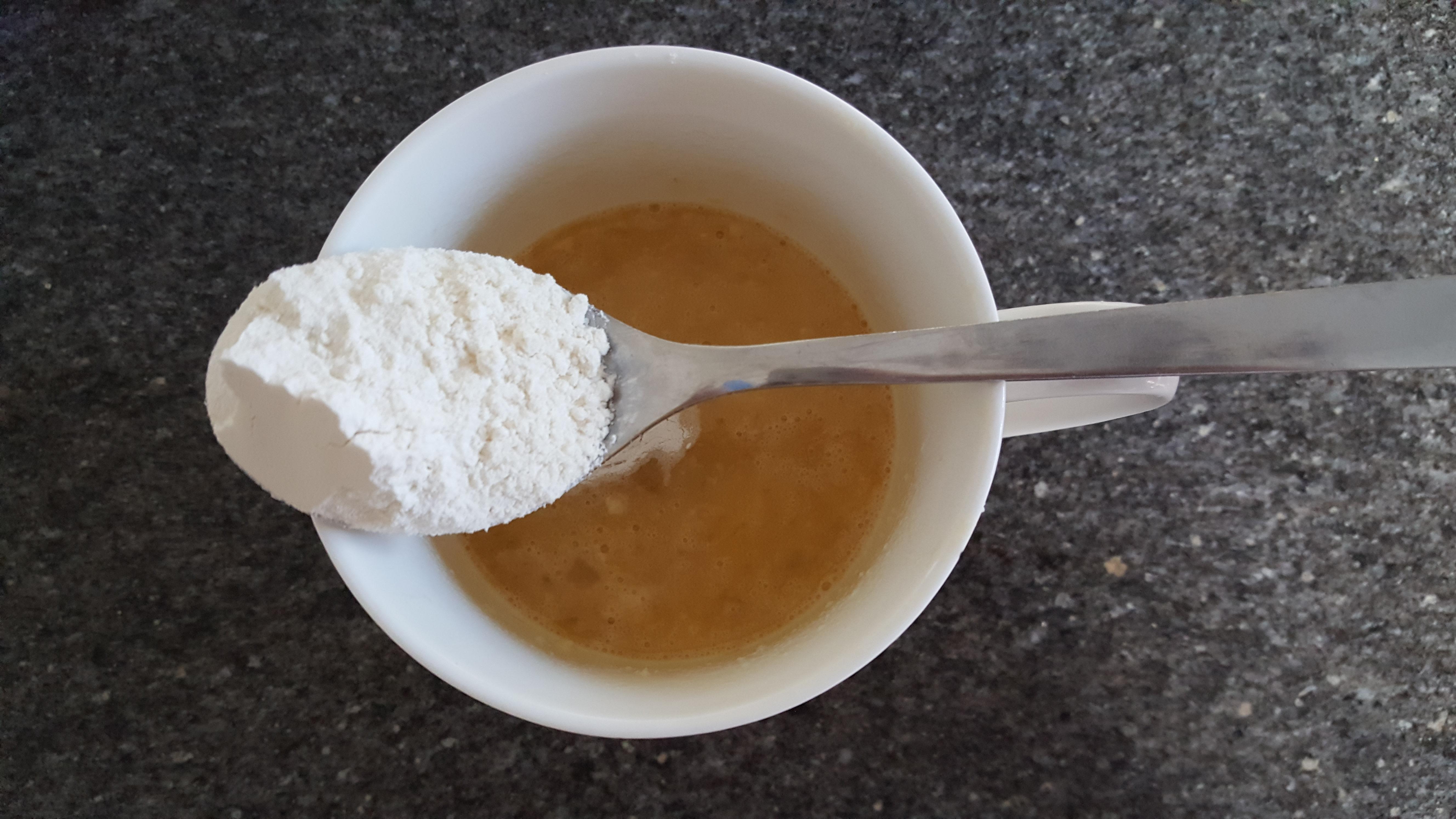 Mug Cake Banane Et Pepites De Chocolat Rensunnie Crea