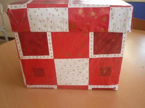 Et voilà la deuxième boîte des Berneriens!