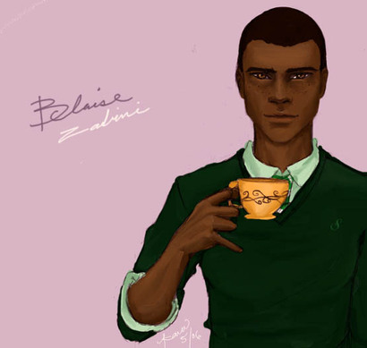 Blaise by Starlettegurly