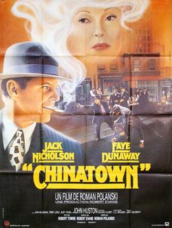 CHINATOWN AFFICHE
