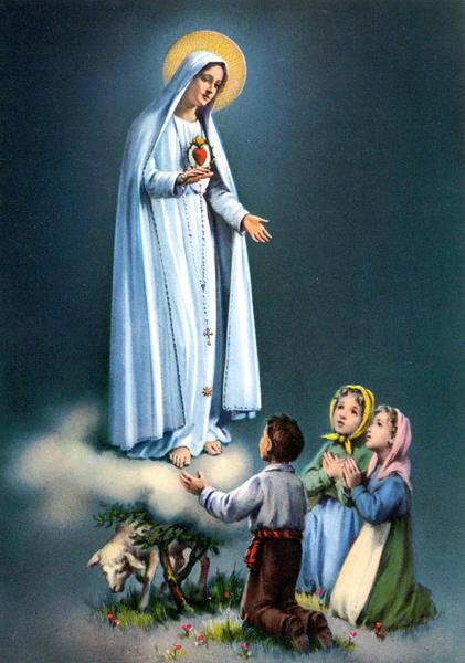 Le mois du rosaire : 28 octobre