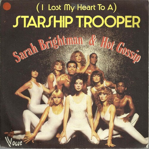 Sarah Brightman & Hot Gossip - (I Lost My Heart To A) Starship Trooper 01