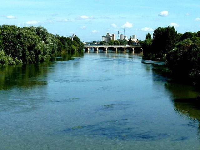 Près du port céréalier de Metz 5 Marc de Metz 31 08 2012