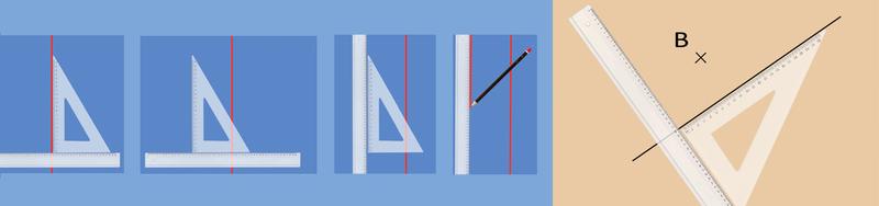 Tracer et repérer des droites ou des segments parallèles!