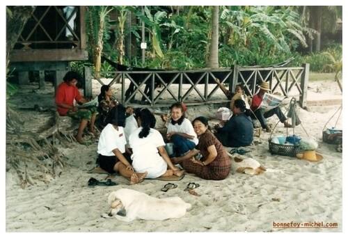 Thaïlande. Ile de Samui.