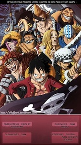 lecture en ligne Scan One Piece 782 VF FR